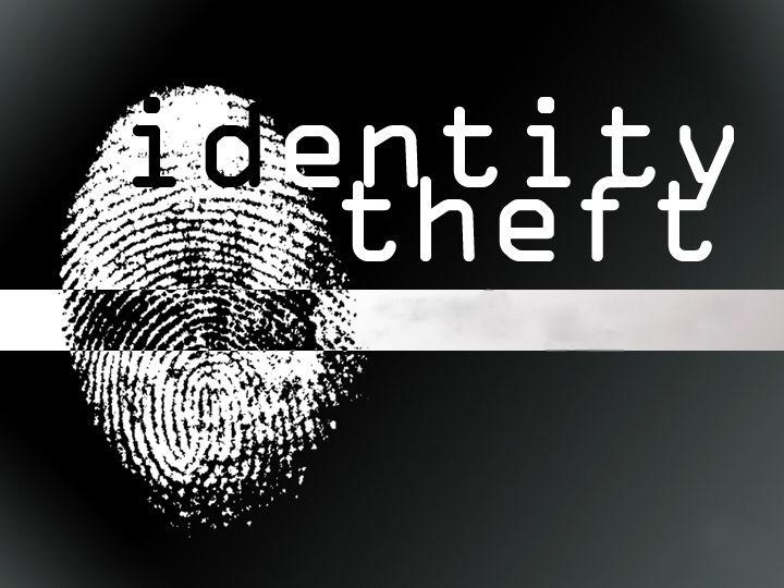 Write my identity theft thesis